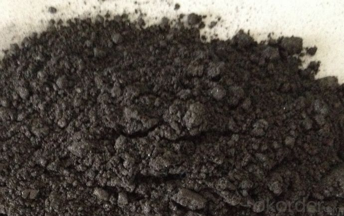 Natural Flake Graphite NFG Produced in ShanDong Province Refractory