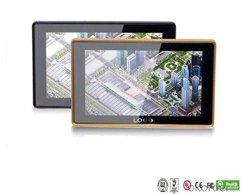 GPS PND 5 inch Bluetooth FM AVIN