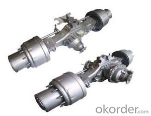 AC16 Axle (SINOTRUK SPARE PARTS)