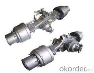AC16 Axle (SINOTRUK SPARE PARTS)
