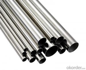 STAINLESS STEEL PIPES 304L 316L materail