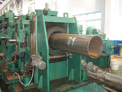 H.F pipe line / φ50 pipe line roll forming machine