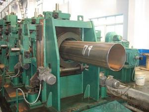 H.F pipe line / φ50 pipe line roll forming machinery