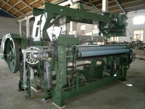 Type G1736 High Speed Dobby Rapier Loom and Weaving Machine