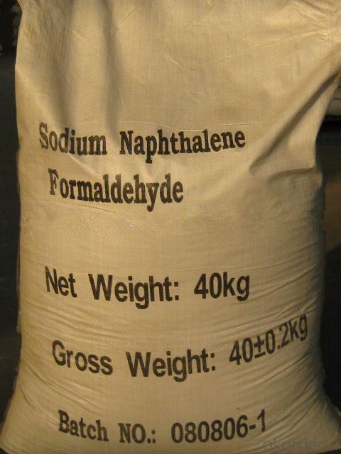 UNF-C Naphthalene sulphonate formaldehyde