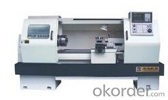 CNC Leadscrew  Whirling Machine