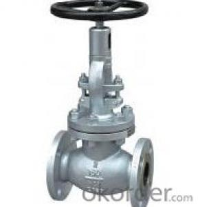 wcb globe valve DN500