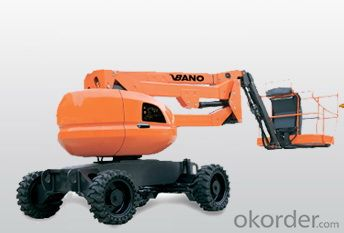 VBANO BRAND SELF-WALKING ARTICULATED BOOM LIFT