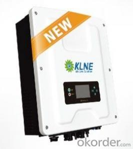 Solartec D 3000 solar on grid inverter with 2 MPPT WIFI