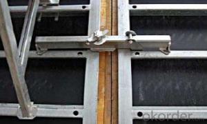 Steel-Frame Formwork System Link Part