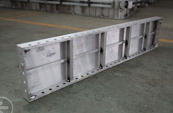 Customized Aluminum Alloy Template for Buildings