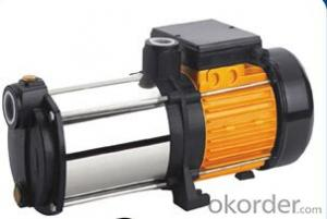 Jet Pump for Agriculture