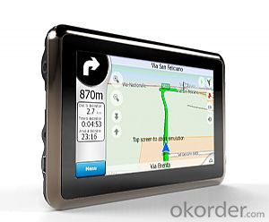 Upgrade 4.3 inch Car GPS Navigation