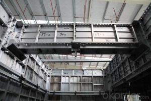 Reusable Standard Aluminum Template System