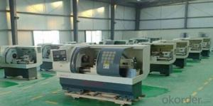 CNC Economic Vertical Milling Machine