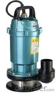 AC Submersible Water Pump