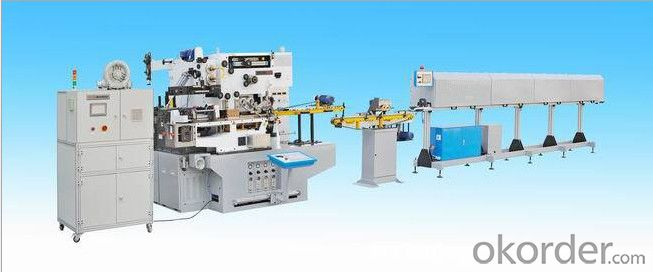 Resistance welding steel machines for food can