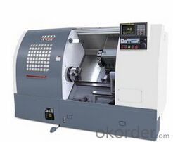CNC Thread Whirling Machine