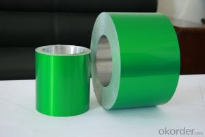 Coated Aluminium Coil-AA1050