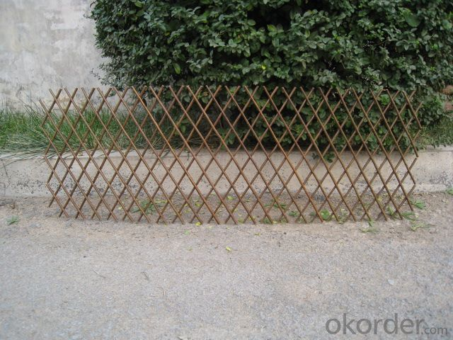 WILLOW EXPANDING GARDEN DECORATION SCREEN