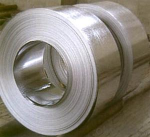 Band Steel In Coil