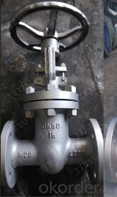 Gp240gh Rising Stem Gate Valve DN300