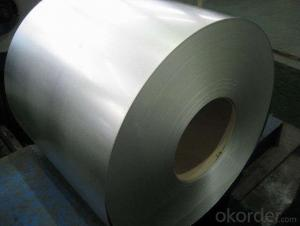 Gavalume steel coil and sheet