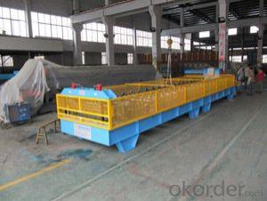 metal roofing sheet profile sheet machine