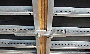 Steel-Frame Formwork system