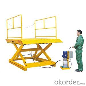 Stationary Lift Table- AL1/AL2