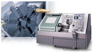 CNC Thread Whirling Machine