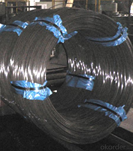 HARD DRAWN SPRING STEEL WIRE