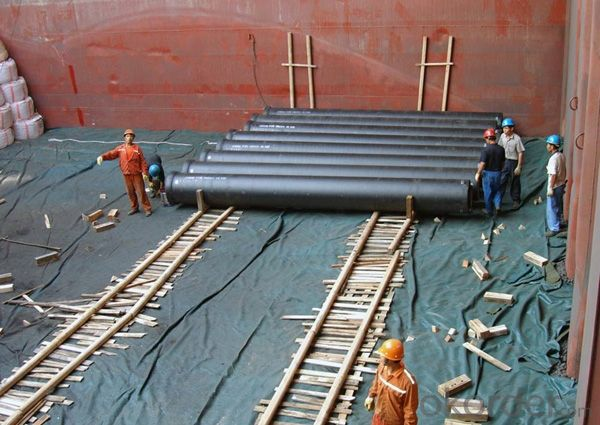 Ductile Iron Pipe 6M