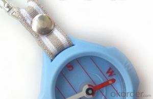 Carabiner Magnetic Compass IS30