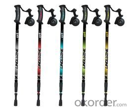 Alpenstock black  plastic