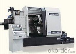 Full Automatic China CNC Lathe Machine