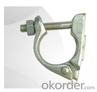 Scaffolding Forged Single Half Coupler