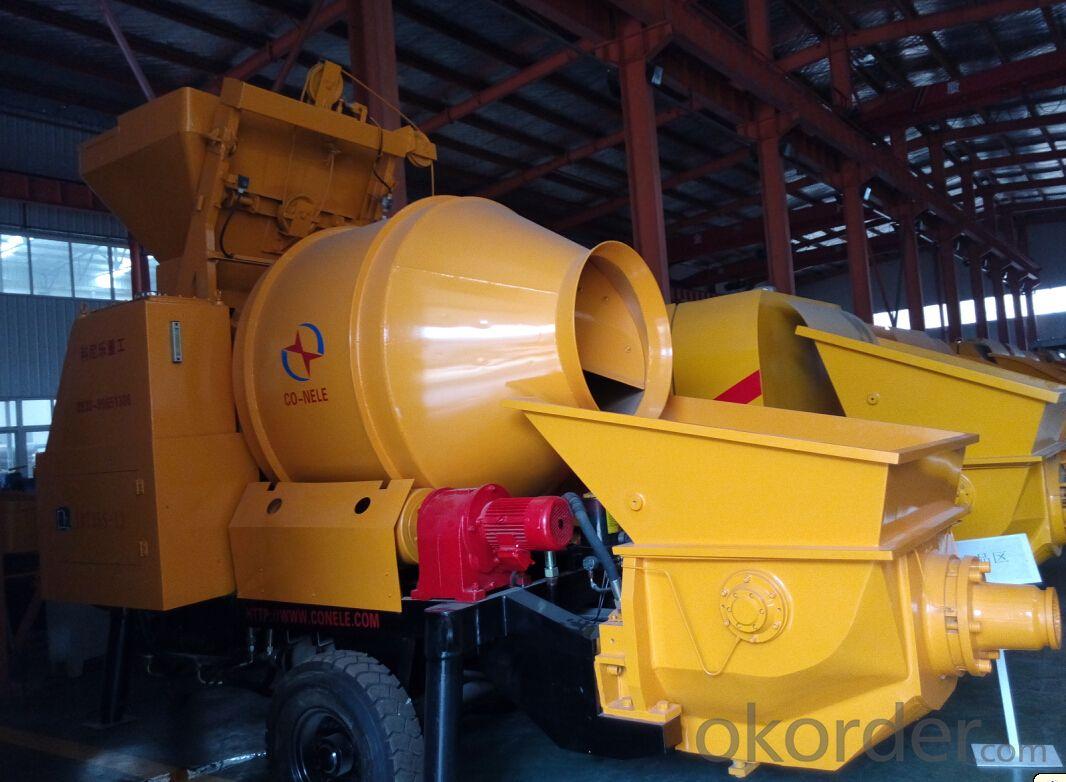 concrete  mixing pump 2014 hot sales