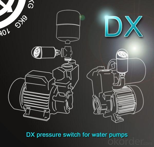 DX DIGTAL PRESSURE CONTROL FOR PUMPS