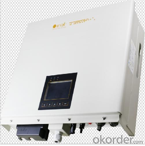 On grid solar inverter Omniksol-4.0k-JP