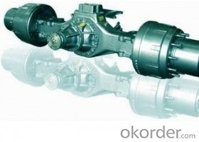 HC16 Axle (SINOTRUK SPARE PARTS)