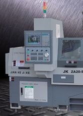 Metal Workpiece Parts  Cnc Lathe Machine