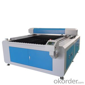 Laser cutting machine 1318