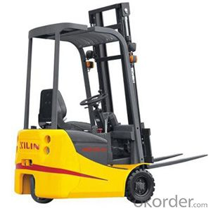 Three Wheels Forklift Truck- CPD10S-10