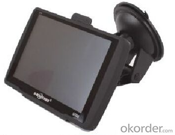 High quality 5 inch GPS Navigation