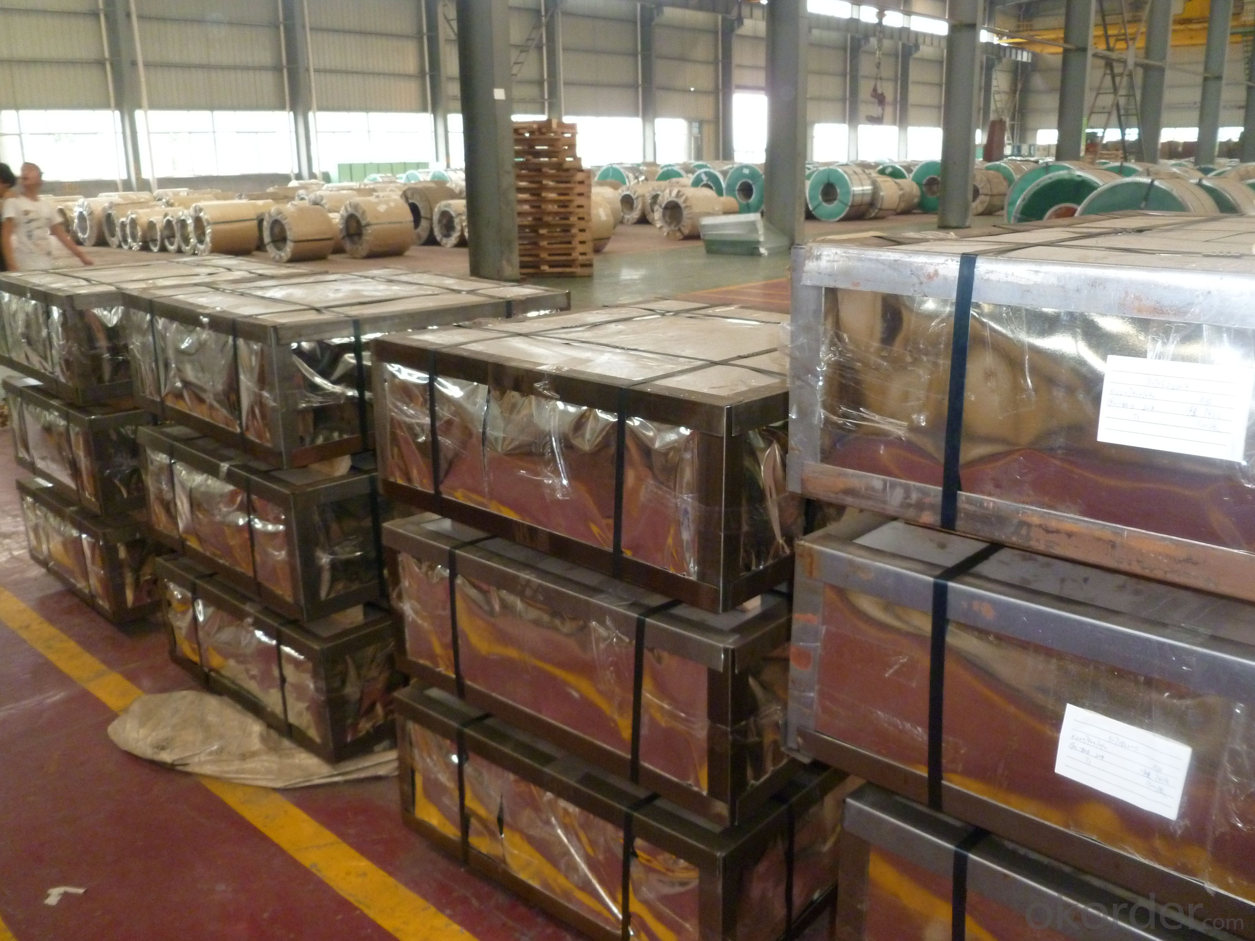 PRIME QUALITY ELECTROLYTIC TINPLATE SHEETS