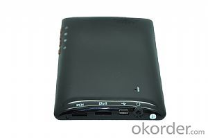 New 5 inch Android 2.1 GPS Two in One Private Design