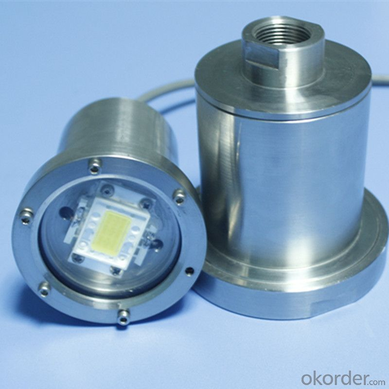 China 100 WATT stainless steel underwater LED light