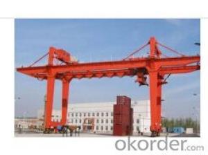 A-Frame Single Girder Gantry Crane 20 ton
