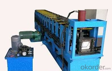 Gutter Profiles Roll Forming Production Line